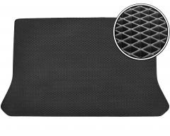 Коврик в багажник для Ford Connect '02-10, EVA-полимерный, черный (Kinetic)