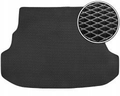 Коврик в багажник для Subaru Forester '03-08, EVA-полимерный, черный (Kinetic)