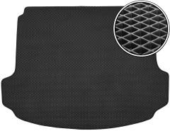 Kinetic Коврик в багажник для Acura MDX '06-13, EVA-полимерный, черный (Kinetic)