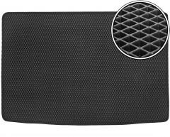 Коврик в багажник для Skoda Yeti '09-17, EVA-полимерный, черный (Kinetic)