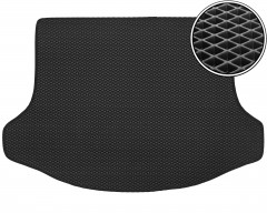 Коврик в багажник для Kia Sportage '10-15, EVA-полимерный, черный (Kinetic)