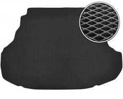 Коврик в багажник для Toyota Camry V50/55 2011 - 2017 (2.5 и 3.5L), EVA-полимерный, черный (Kinetic)
