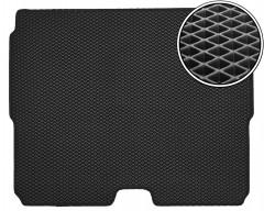Коврик в багажник для Peugeot 3008 '09-16, верхний, EVA-полимерный, черный (Kinetic)