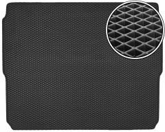 Коврик в багажник для Peugeot 3008 '09-16, нижний, EVA-полимерный, черный (Kinetic)