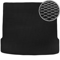 Коврик в багажник для Kia Mohave '09- (5/7 мест), EVA-полимерный, черный (Kinetic)
