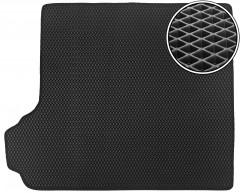 Коврик в багажник для BMW X3 E83 '03-09, EVA-полимерный, черный (Kinetic)