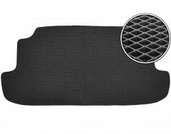 Kinetic Коврик в багажник для Lada (Ваз) Niva 2121 '01-06, EVA-полимерный, черный (Kinetic)