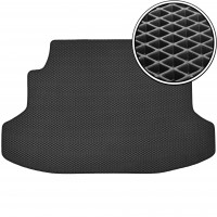Kinetic Коврик в багажник для Mitsubishi Galant '04-12, EVA-полимерный, черный (Kinetic)