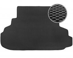 Коврик в багажник для Infiniti M '06-10, EVA-полимерный, черный (Kinetic)