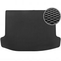 Kinetic Коврик в багажник для Nissan X-Terra II '04-, EVA-полимерный, черный (Kinetic)