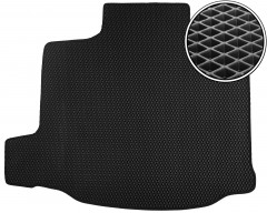 Коврик в багажник для Chevrolet Malibu '12-, EVA-полимерный, черный (Kinetic)