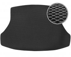 Kinetic Коврик в багажник для Honda Civic 4D '12-17, EVA-полимерный, черный (Kinetic)