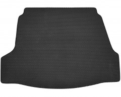 Фото товара 2 - Коврик в багажник для Hyundai i40 '12-, седан, EVA-полимерный, черный (Kinetic)