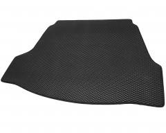 Фото товара 3 - Коврик в багажник для Hyundai i40 '12-, седан, EVA-полимерный, черный (Kinetic)