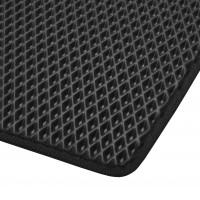 Фото 4 - Коврик в багажник для MG 6 '10-, седан, EVA-полимерный, черный (Kinetic)