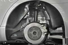 Подкрылок задний левый для Toyota Camry V40 '06-11 (Novline / Element)