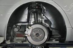 Подкрылок задний правый для Toyota Camry V40 '06-11 (Novline)