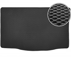 Коврик в багажник для Lancia Ypsilon 11-, 5дв., EVA-полимерный, черный (Kinetic)