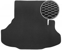 Коврик в багажник для Jaguar XF '09-15, EVA-полимерный, черный (Kinetic)