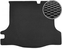Коврик в багажник для Renault Logan '13- седан, EVA-полимерный, черный (Kinetic)