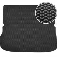 Коврик в багажник для Infiniti JX/QX60 '12-, EVA-полимерный, черный (Kinetic)