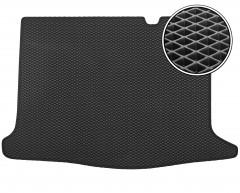 Коврик в багажник для Renault Sandero / Stepway '13-, EVA-полимерный, черный (Kinetic)