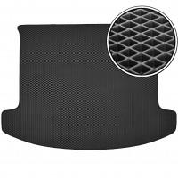 Kinetic Коврик в багажник для Kia Carens '13- (5 мест), EVA-полимерный, черный (Kinetic)