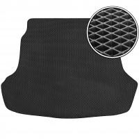 Коврик в багажник для Hyundai Sonata с 2015, EVA-полимерный, черный (Kinetic)
