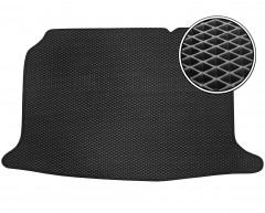 Коврик в багажник для Renault Megane 4 '16- хэтчбек, EVA-полимерный, черный (Kinetic)