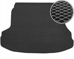 Коврик в багажник для Kia Magentis '06-11, EVA-полимерный, черный (Kinetic)