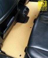 Фото 11 - Коврики в салон для Lexus RX '03-08, EVA-полимерные, бежевые (Kinetic)