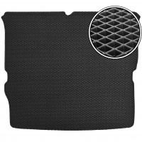 Коврик в багажник для Opel Zafira '99-05, EVA-полимерный, черный (Kinetic)