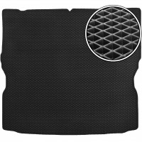 Коврик в багажник для Opel Zafira B '05-13, EVA-полимерный, черный (Kinetic)