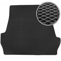 Коврик в багажник для Toyota Land Cruiser 200 '07- 5 мест, EVA-полимерный, черный (Kinetic)