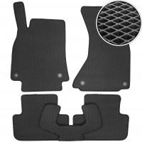 Kinetic Коврики в салон для Audi A5 '07-16 Sportback, EVA-полимерные, черные (Kinetic)