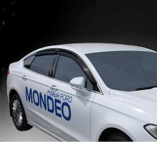Дефлекторы окон для Ford Mondeo '15- (Sim)