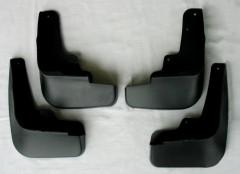 Брызговики для Mazda CX-5 '12-17, полиуретановые (ASP)