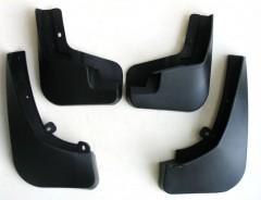 Брызговики для Renault Kadjar '15-, полиуретановые (ASP)