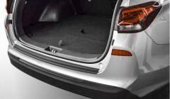 ASP Накладка на задній бампер для Hyundai i30 SW '17-, поліуретанова (ASP)