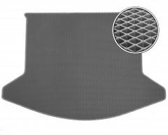 Коврик в багажник для Mazda CX-5 '17 -, EVA-полимерный, серый (Kinetic)