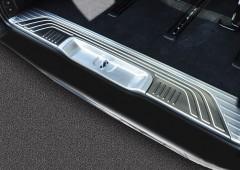 ASP Внутрішня накладка на задній бампер для Mercedes V-Class W447 '14-, (ASP)