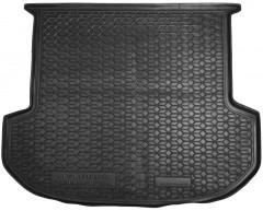 Коврик в багажник для Santa Fe '18-, 5 мест резиновый (AVTO-Gumm)