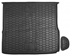 Коврик в багажник для Lada (Ваз) Vesta '15-, Cross, верхний резиновый (AVTO-Gumm)