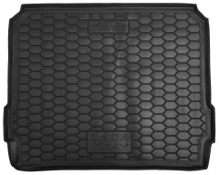 Коврик в багажник для Lada (Ваз) XRAY '15-, верхний резиновый (AVTO-Gumm)