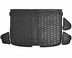 Коврик в багажник для Mitsubishi Eclipse Cross '18- резиновый (AVTO-Gumm)