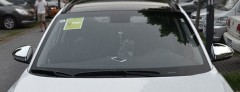 Накладки на зеркала для Hyundai Tucson '15-, хром, V2 (ASP)