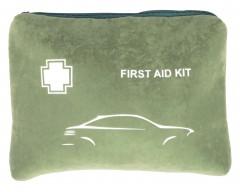 """Фото 2 - Аптечка первой медицинской помощи в тканевом футляре """"FIRST AID KIT"""""""