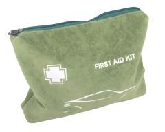 """Фото 3 - Аптечка первой медицинской помощи в тканевом футляре """"FIRST AID KIT"""""""