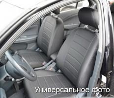 Авточехлы из экокожи L-LINE для салона Ford Fusion USA '12- (AVTO-MANIA)