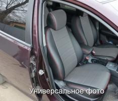 Авточехлы из экокожи S-LINE для салона Ford Fusion USA '12- (AVTO-MANIA)